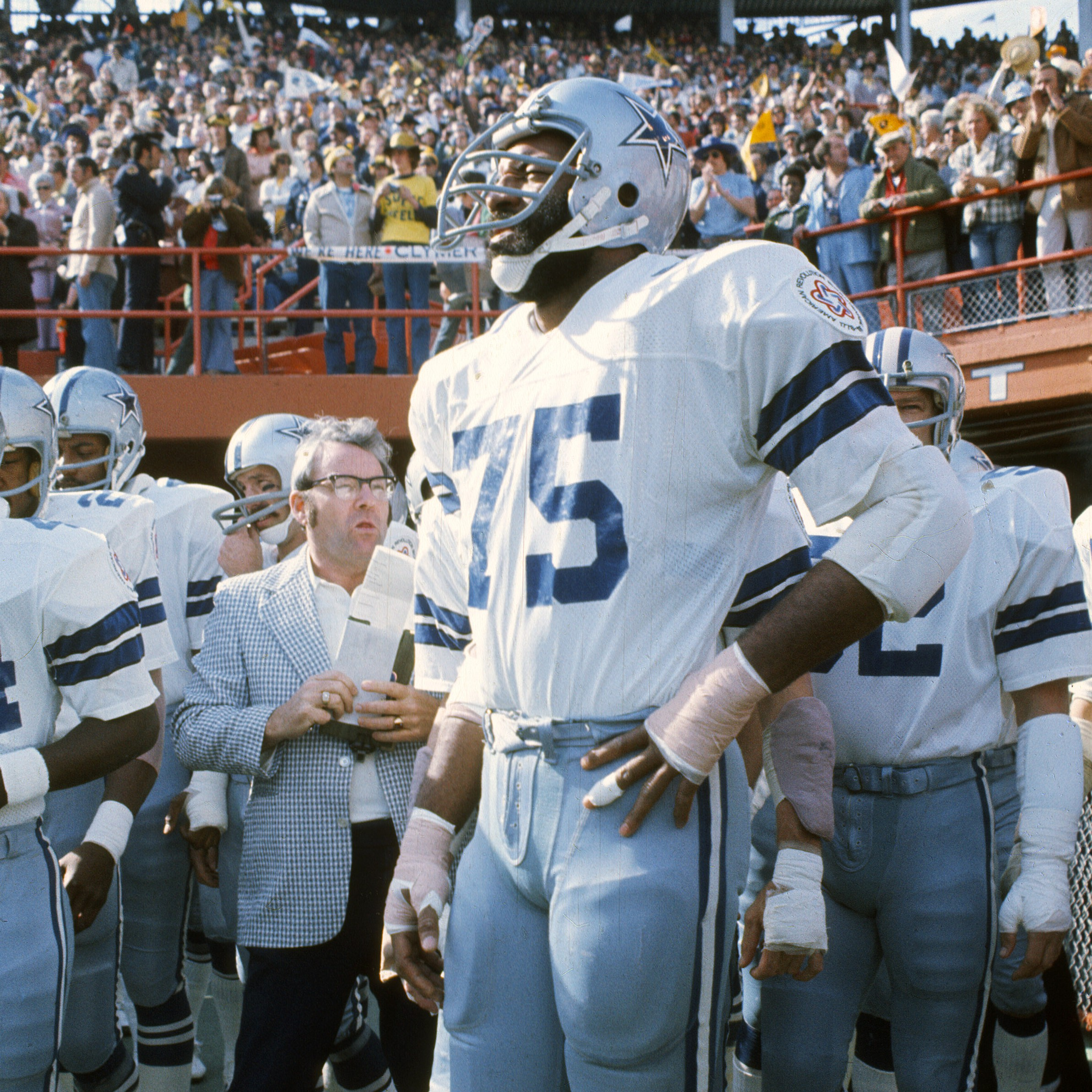 Nike authentic jerseys - 75 Belongs To Jethro Pugh In Cowboys History | Inside The Star