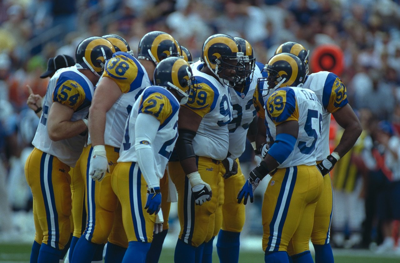 Super Bowl Rams