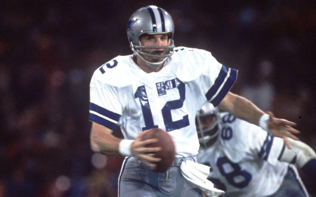 Cowboys CTK: Greatest Dallas Cowboy Of All-Time Roger Staubach ...