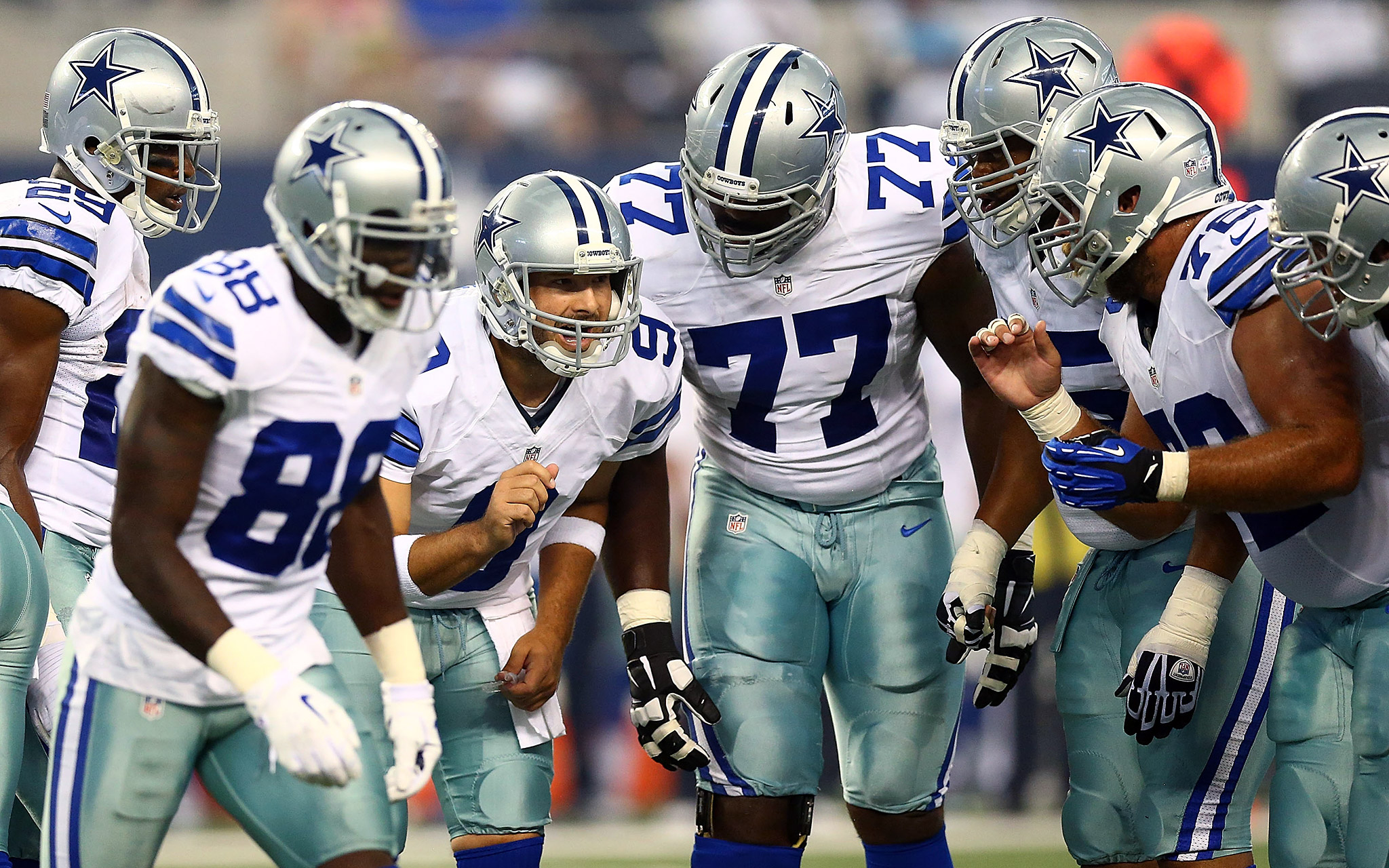 Dallas Cowboys 2016 Needs Assessing The Offense Inside