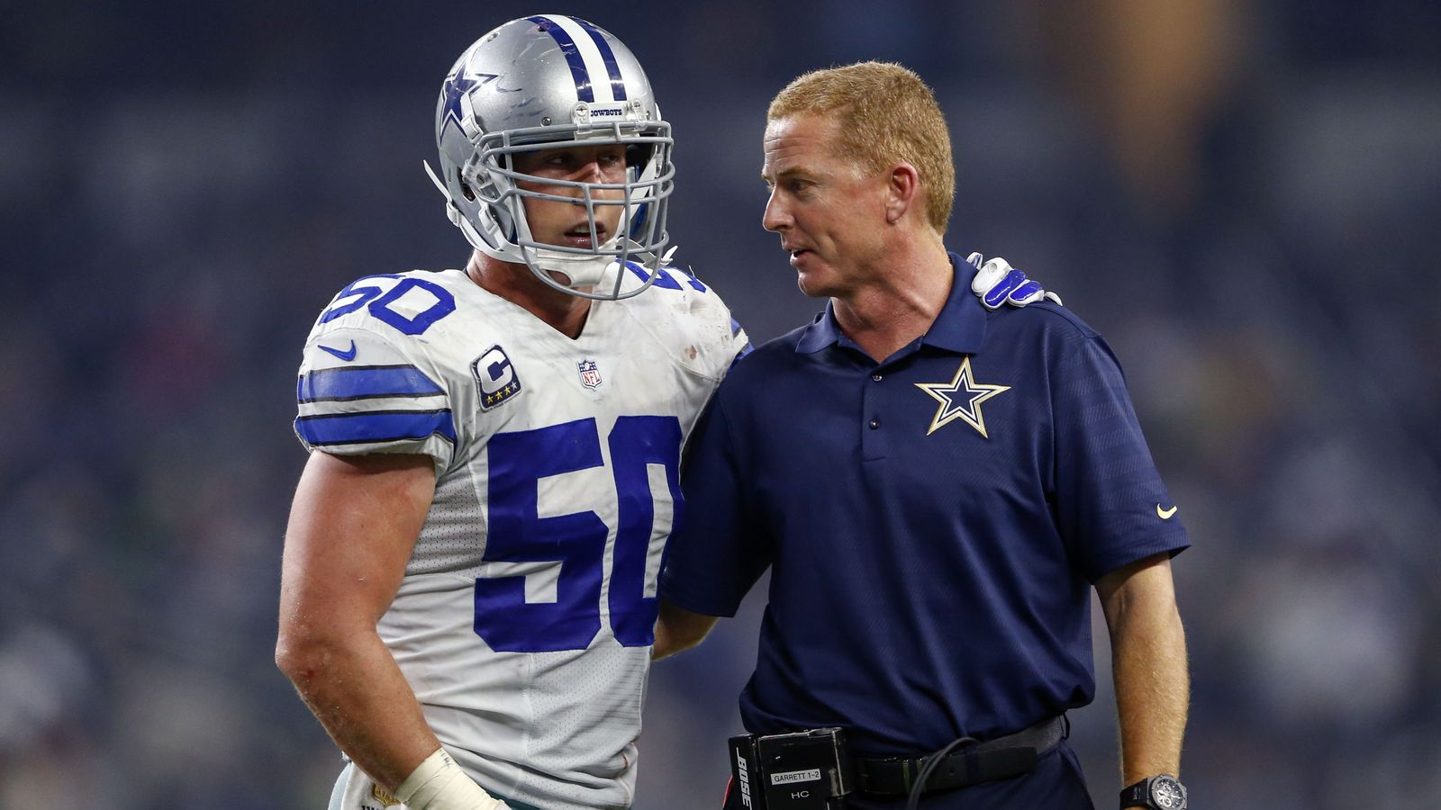 Sean Lee, Cowboys 2015 Bright Spot | Inside The Star