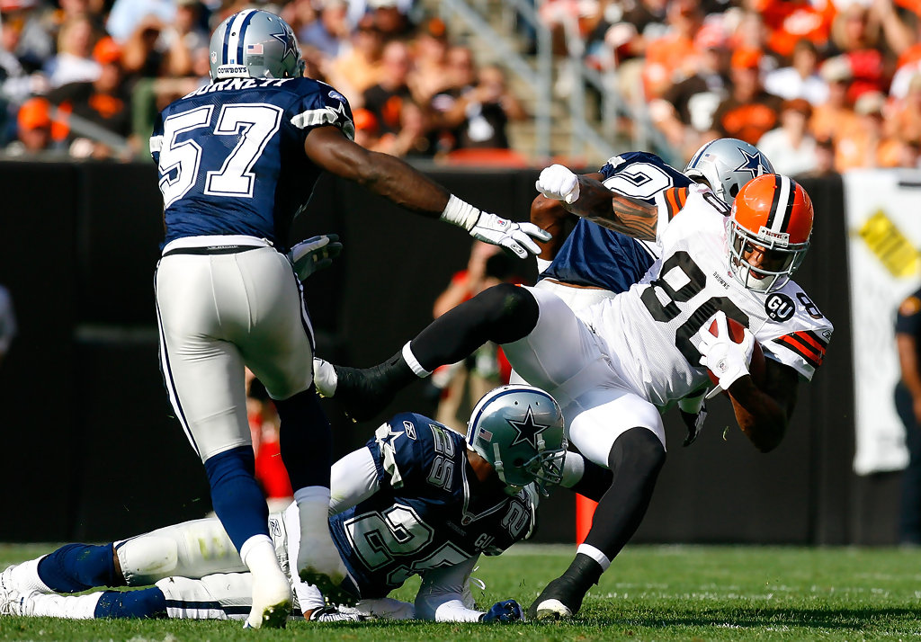 Dallas Cowboys Cleveland Browns