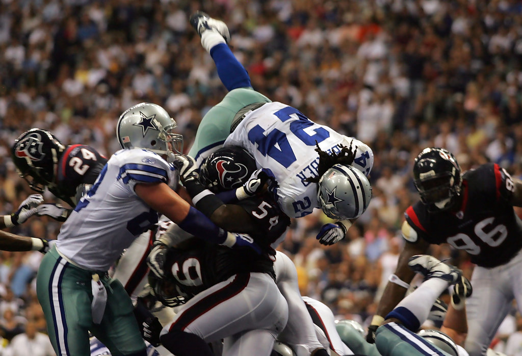 Dallas Cowboys Houston Texans