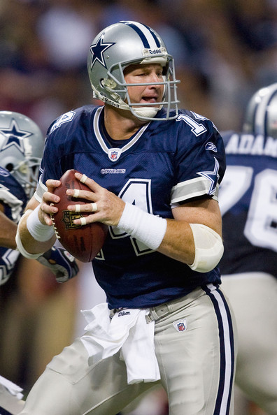 Cowboys Blog - Cowboys Release Brad Johnson