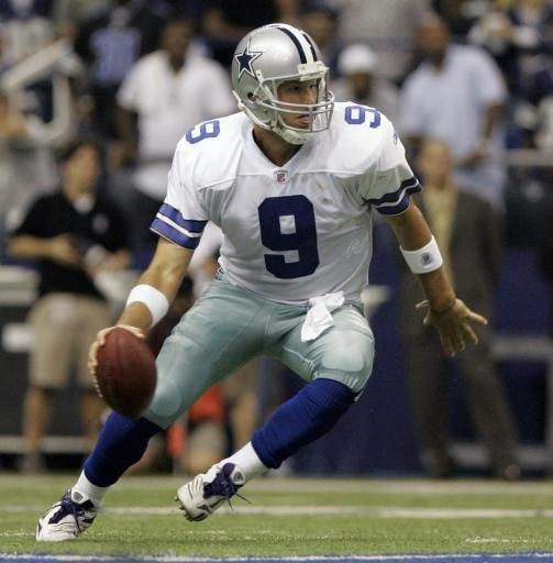 Cowboys Blog - Tony Romo Slated to Play Against Ravens in Week 2