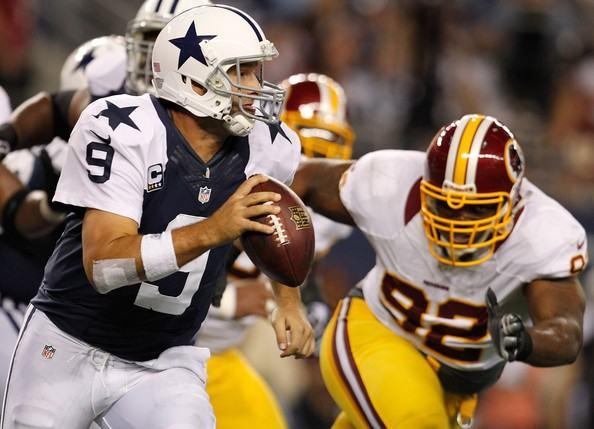Cowboys Blog - Season Finale Against Washington Flexed to SNF 1