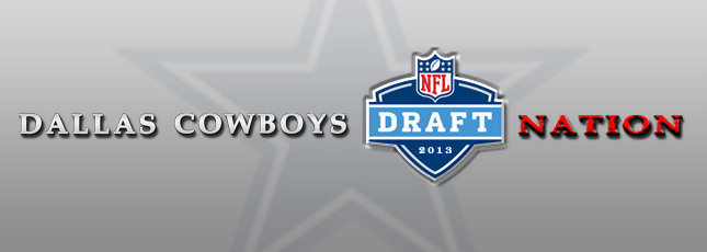Draft Blog - Dallas Cowboys Nation NFL Mock Draft 1.0 10