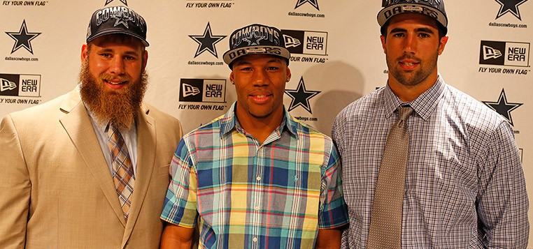 Draft Blog - Dallas Cowboys: What We Learned From The 2013 NFL Draft 1