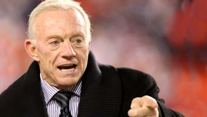 Cowboys Blog - Dallas Cowboys Release Jerry Jones