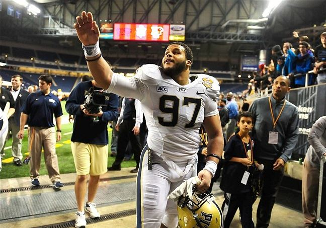 Draft Draft Blog - Dallas Cowboys Scouting Notebook: Aaron Donald