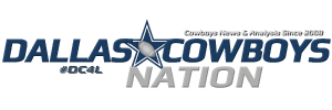 DC4L: Dallas Cowboys News, Stats & Schedule