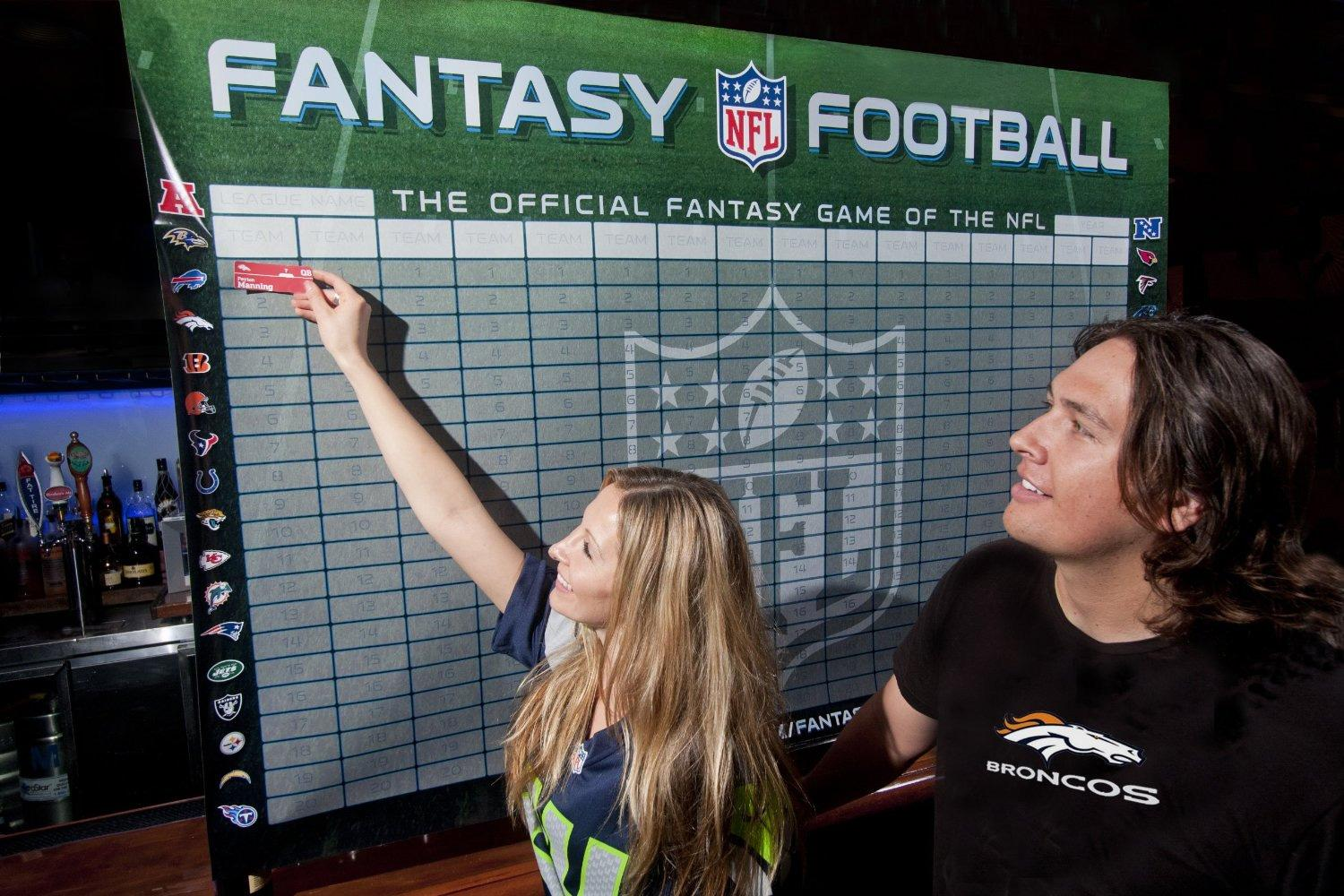 Fantasy Football Blog - 5 things to know before your fantasy draft