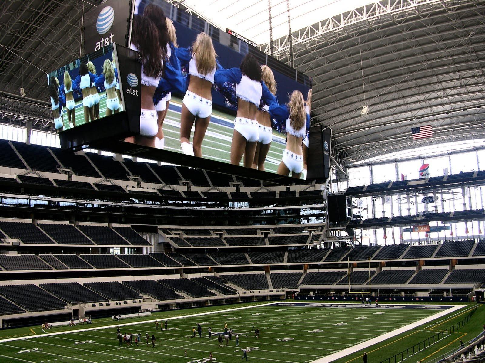 Cowboys Blog - AT&T Stadium, a visitor's vacation haven