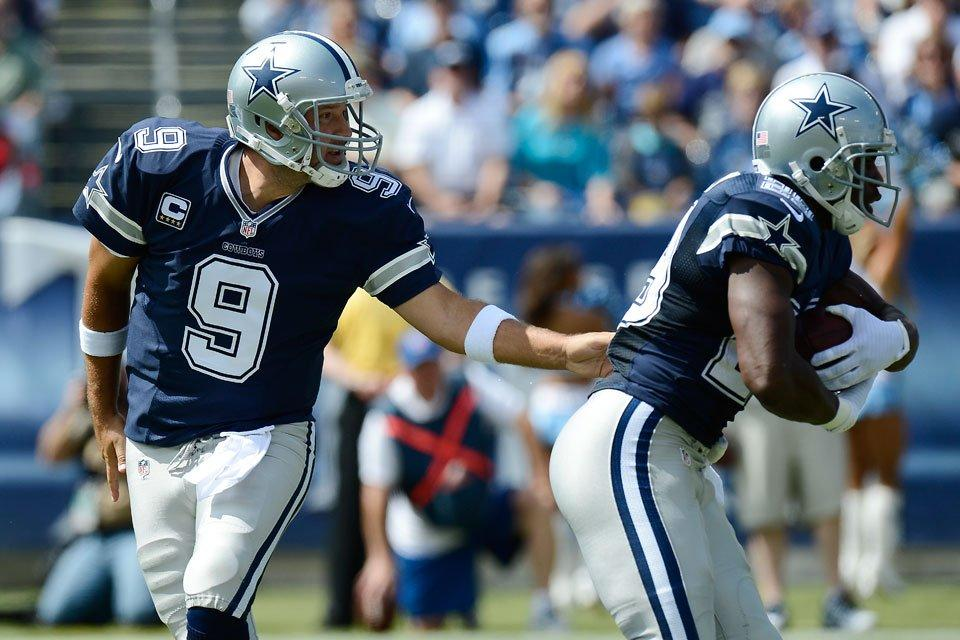 Cowboys Blog - Game Recap: Running Game Dominates In Cowboys Win
