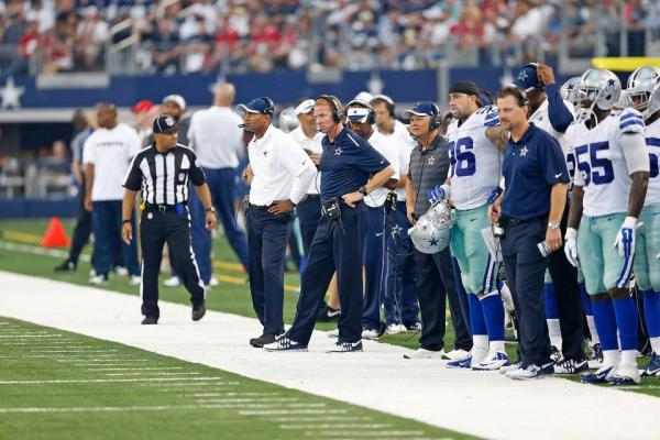 Cowboys Blog - Niners best Cowboys 28-17 with solid first half