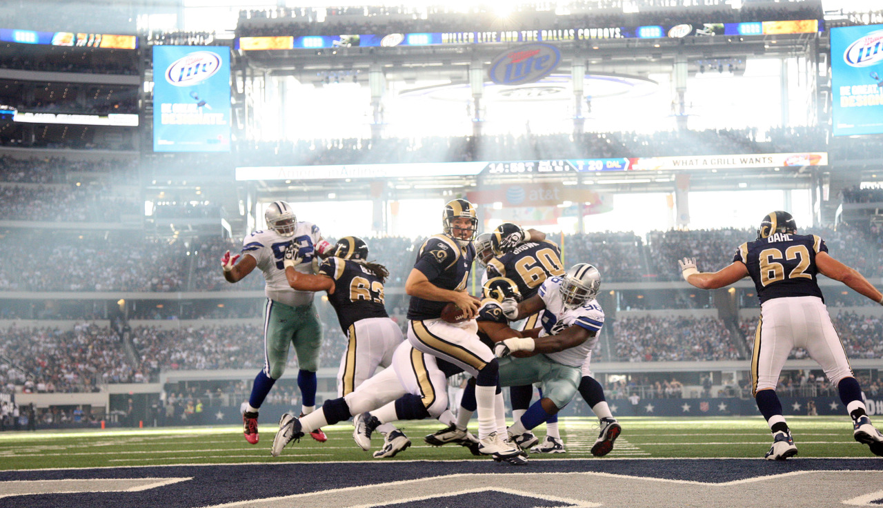 Cowboys Blog - Week 3 Watch-List: Dallas Cowboys vs. St. Louis Rams