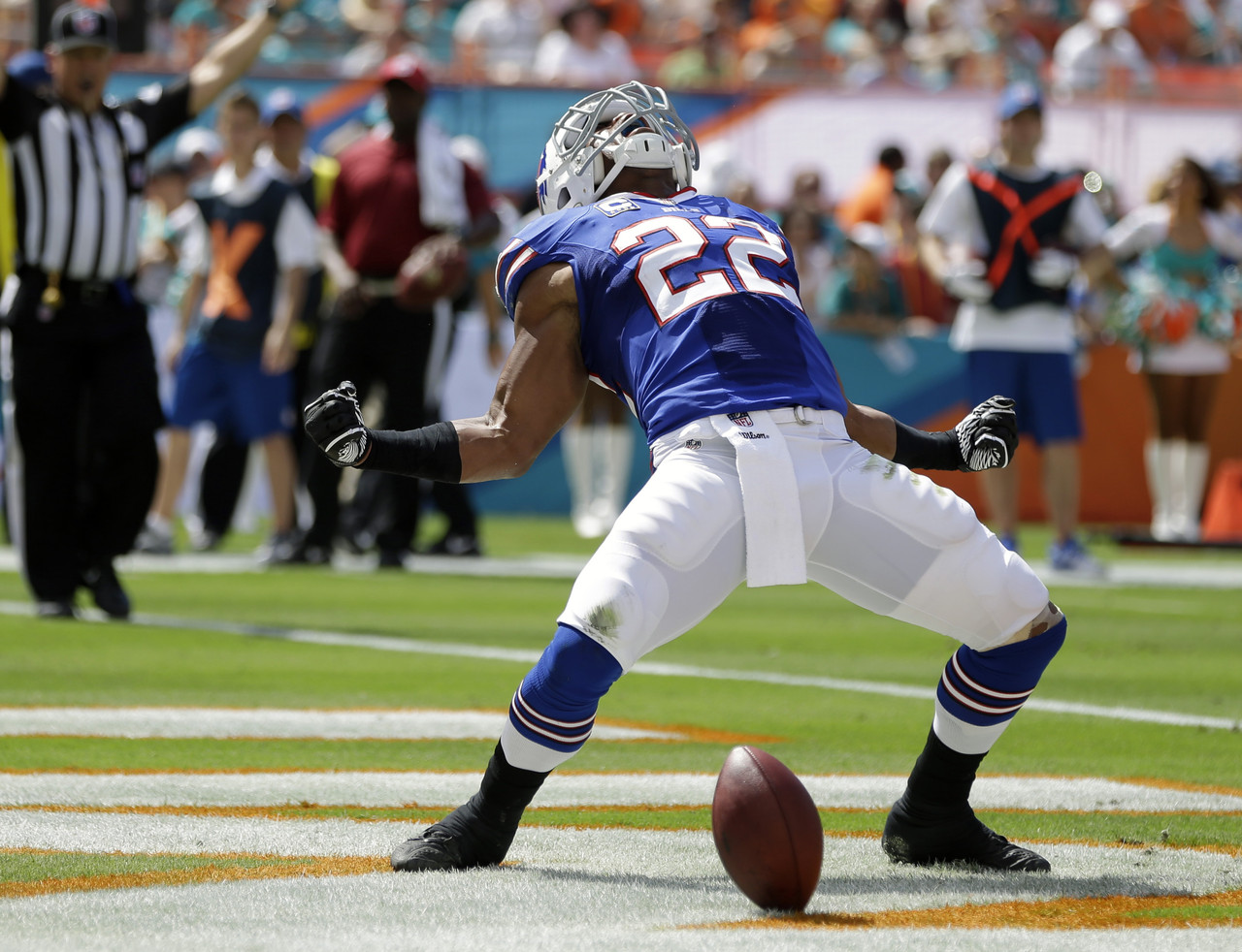 Fantasy Football Blog - Fantasy Football: Hot Week 9 Free Agents