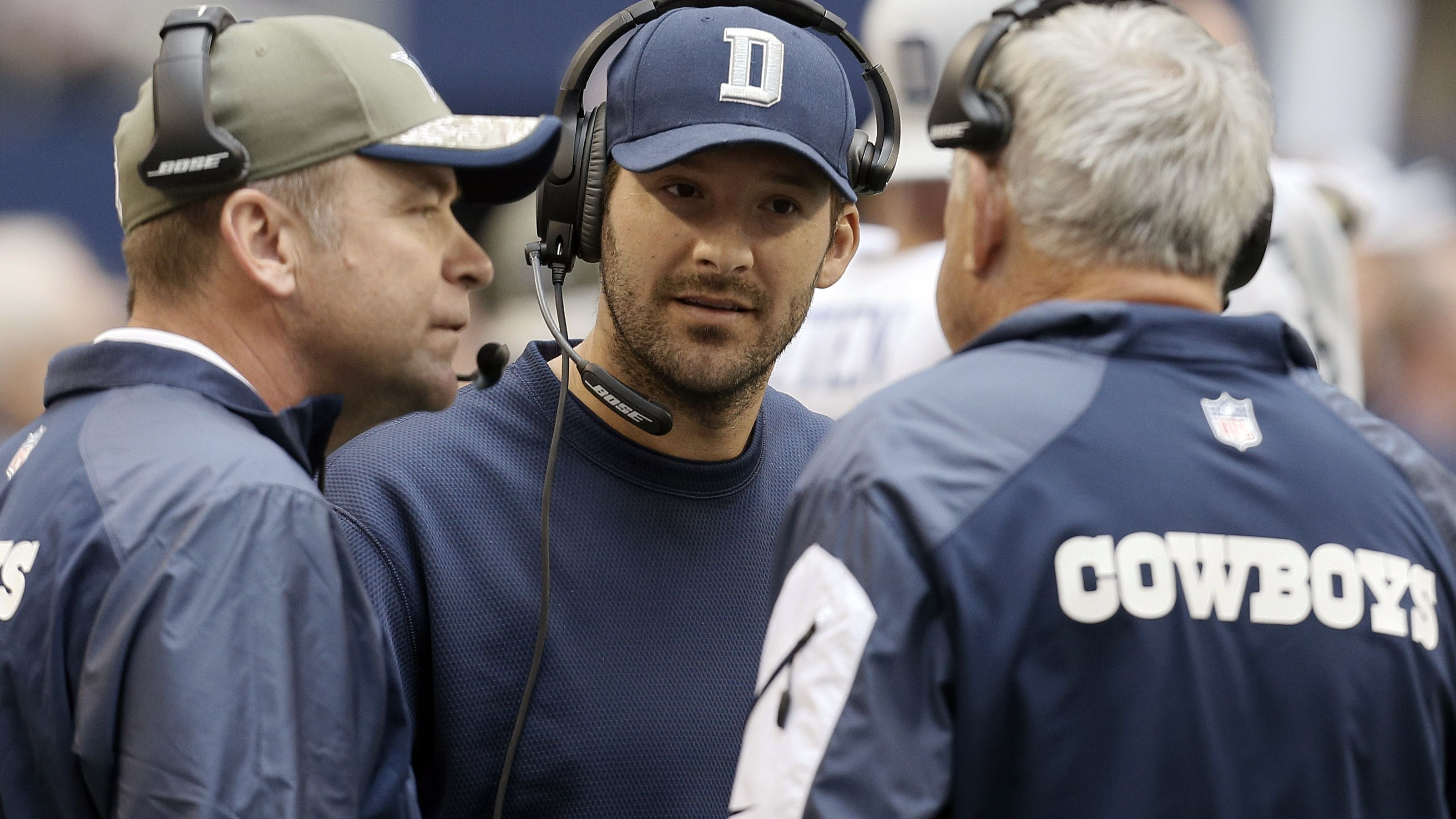 Cowboys Blog - Tony Romo: The Undeniable Mr. Everything