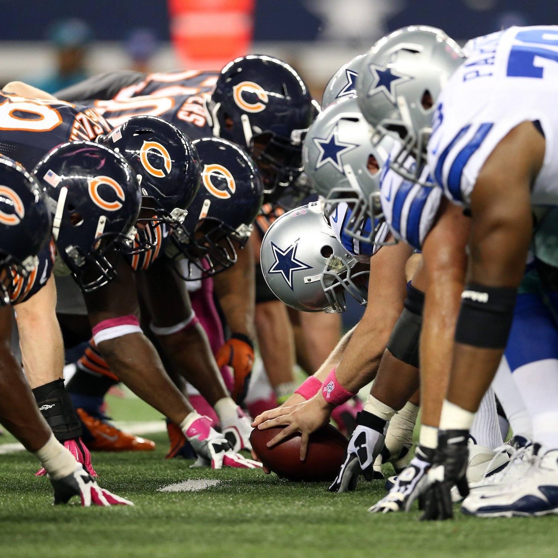 Cowboys Blog - Cowboys vs. Bears: Things to look for Thursday