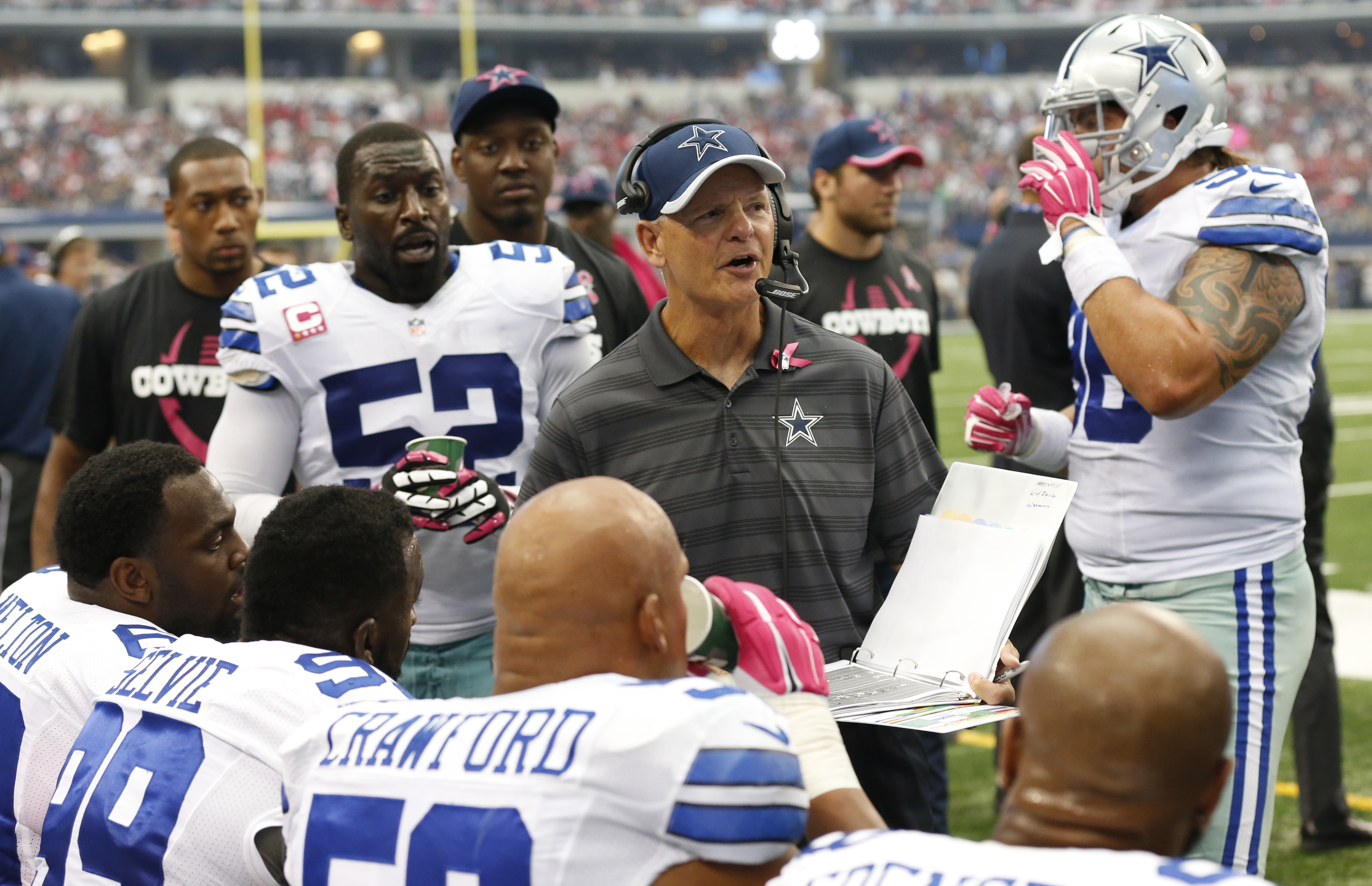 Cowboys Blog - Rod Marinelli: Cowboys' Key Piece on Defense