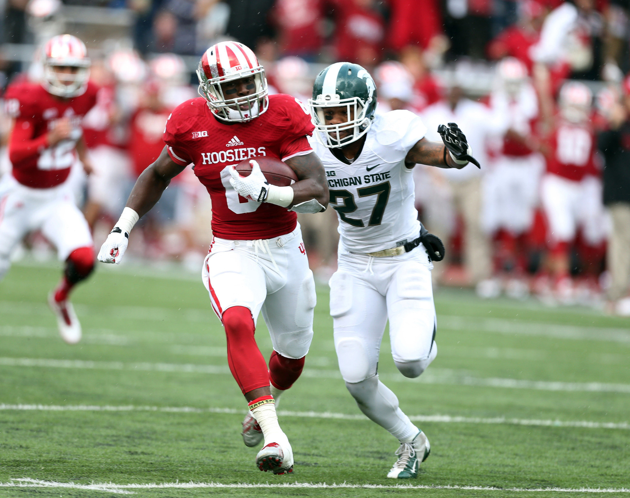 Draft Blog - Scout Report: Tevin Coleman, RB, Indiana
