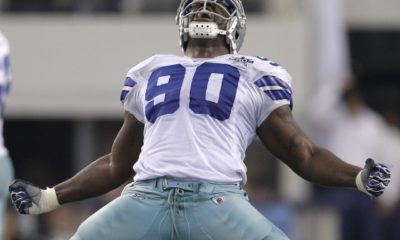 Cowboys Blog - Jay Ratliff Comes In As Greatest #90 In Dallas Cowboys History