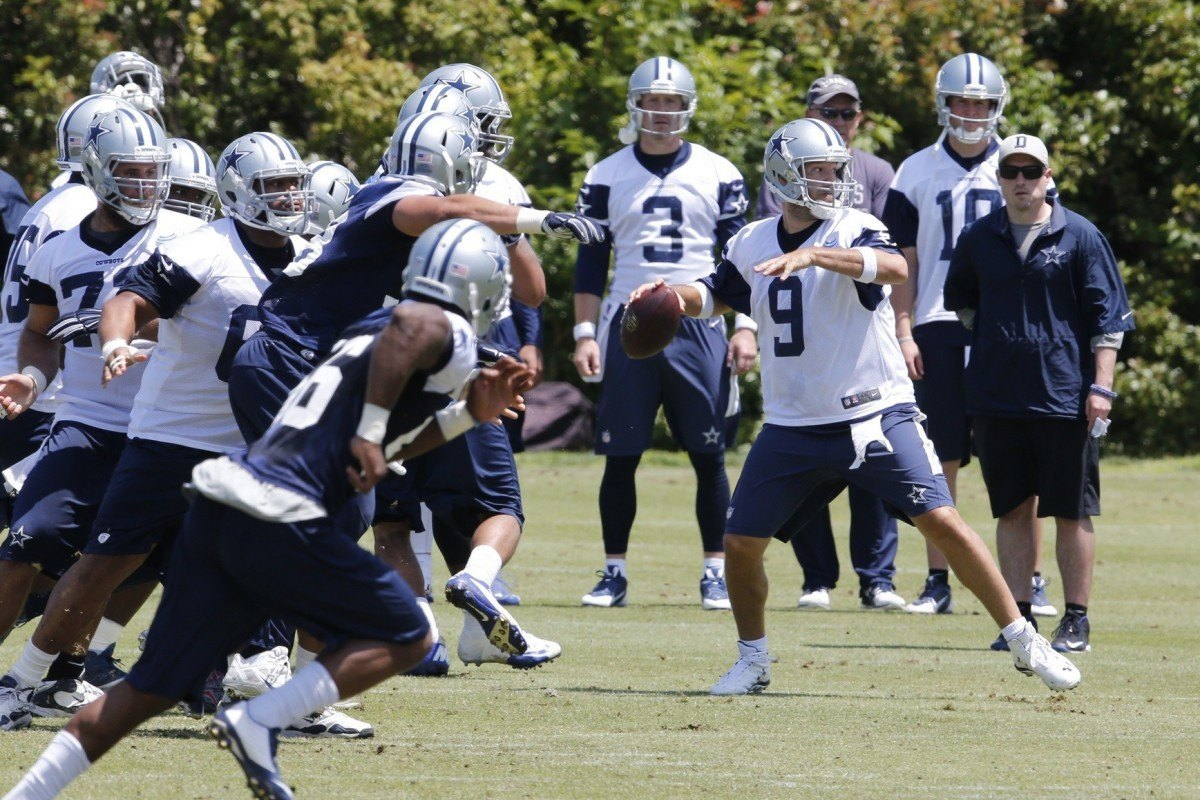 Cowboys Blog - Quick Thoughts on Dallas Cowboys Final Organized Team Activity 1