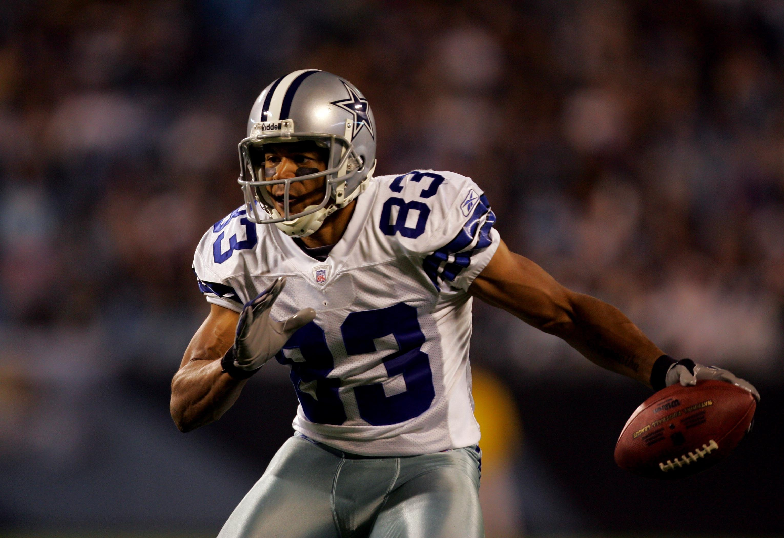 Terry Glenn, former Cowboys wide receiver, killed in auto crash in Irving