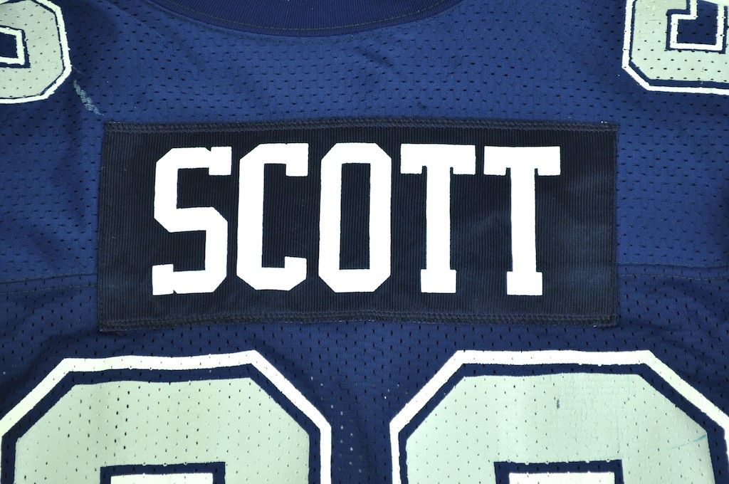 Cowboys Blog - Great Scott! Herbert Scott Owns #68