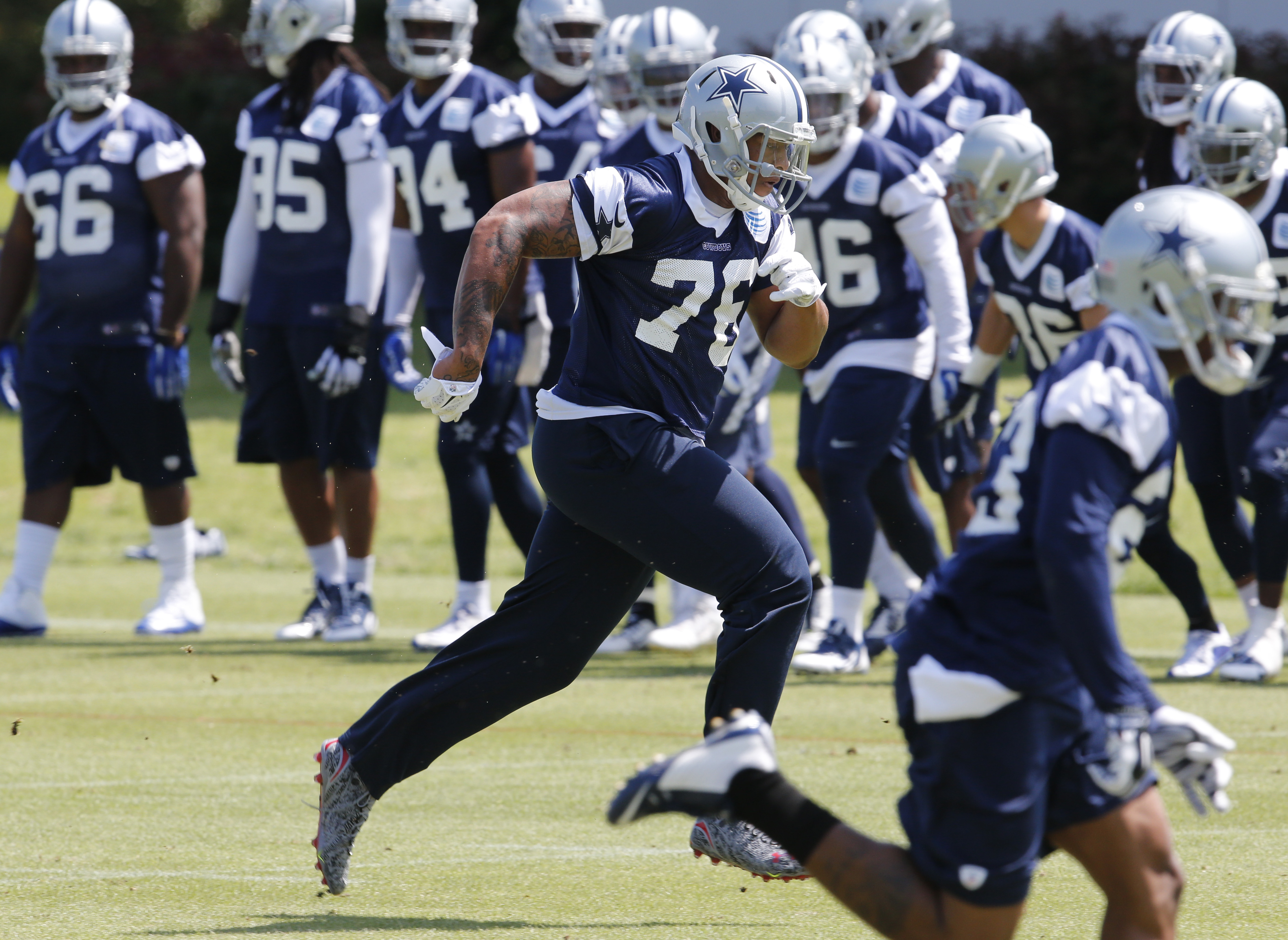 Cowboys Blog - Greg Hardy Update: Arbitrator Reduces Suspension to 4 Games