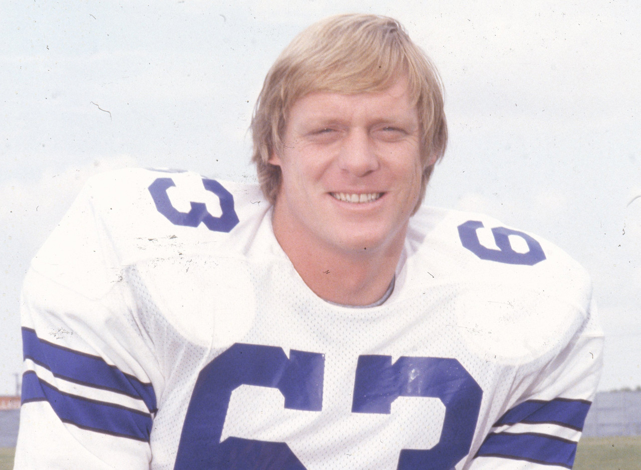 Cowboys Blog - From Cole To Diamond: Larry Cole Is King Of #63