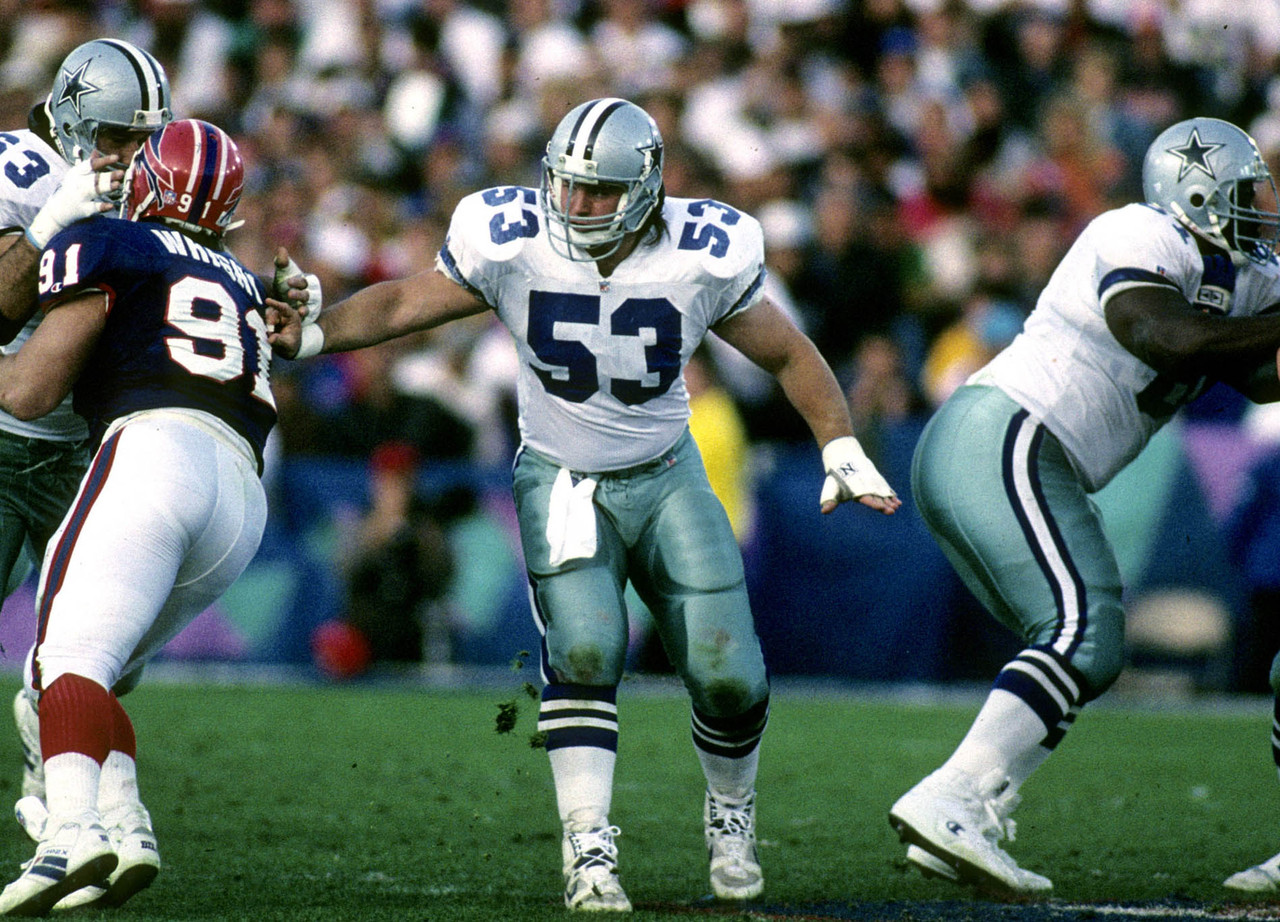 Cowboys Blog - The Center of #53: Mark Stepnoski
