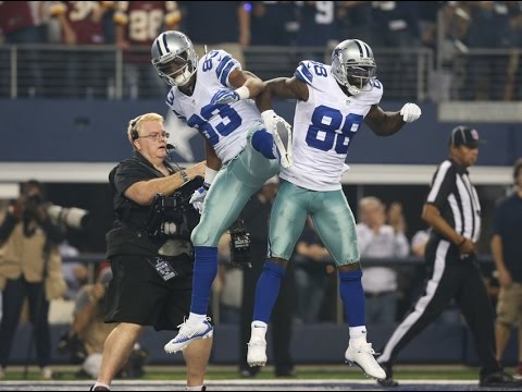 News & Notes - [VIDEO] Cowboys Highlights - WRs Dez Bryant & Terrance Williams