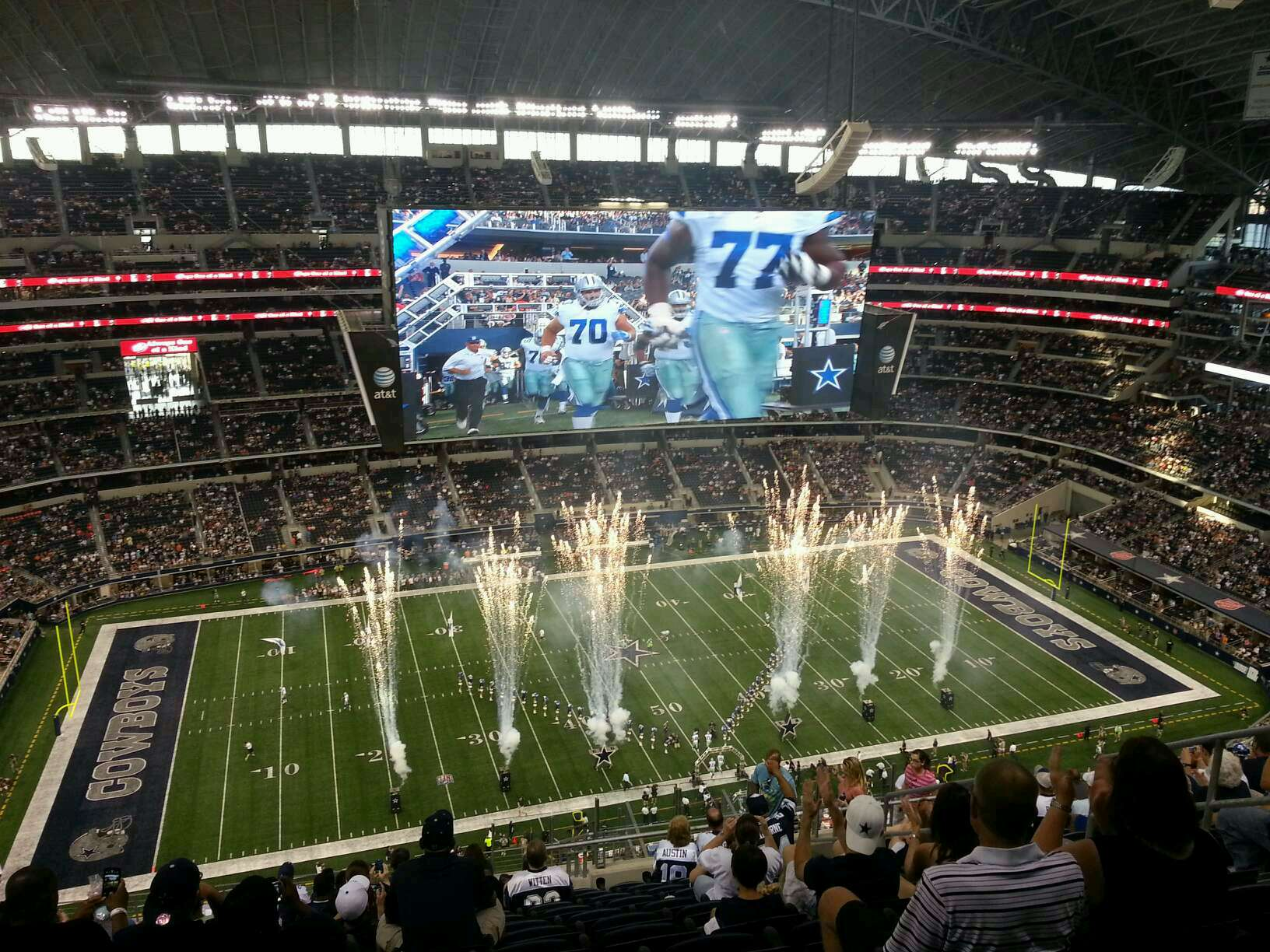 Cowboys Blog - Are You Ready To Get Loud, Cowboys Fans? 1