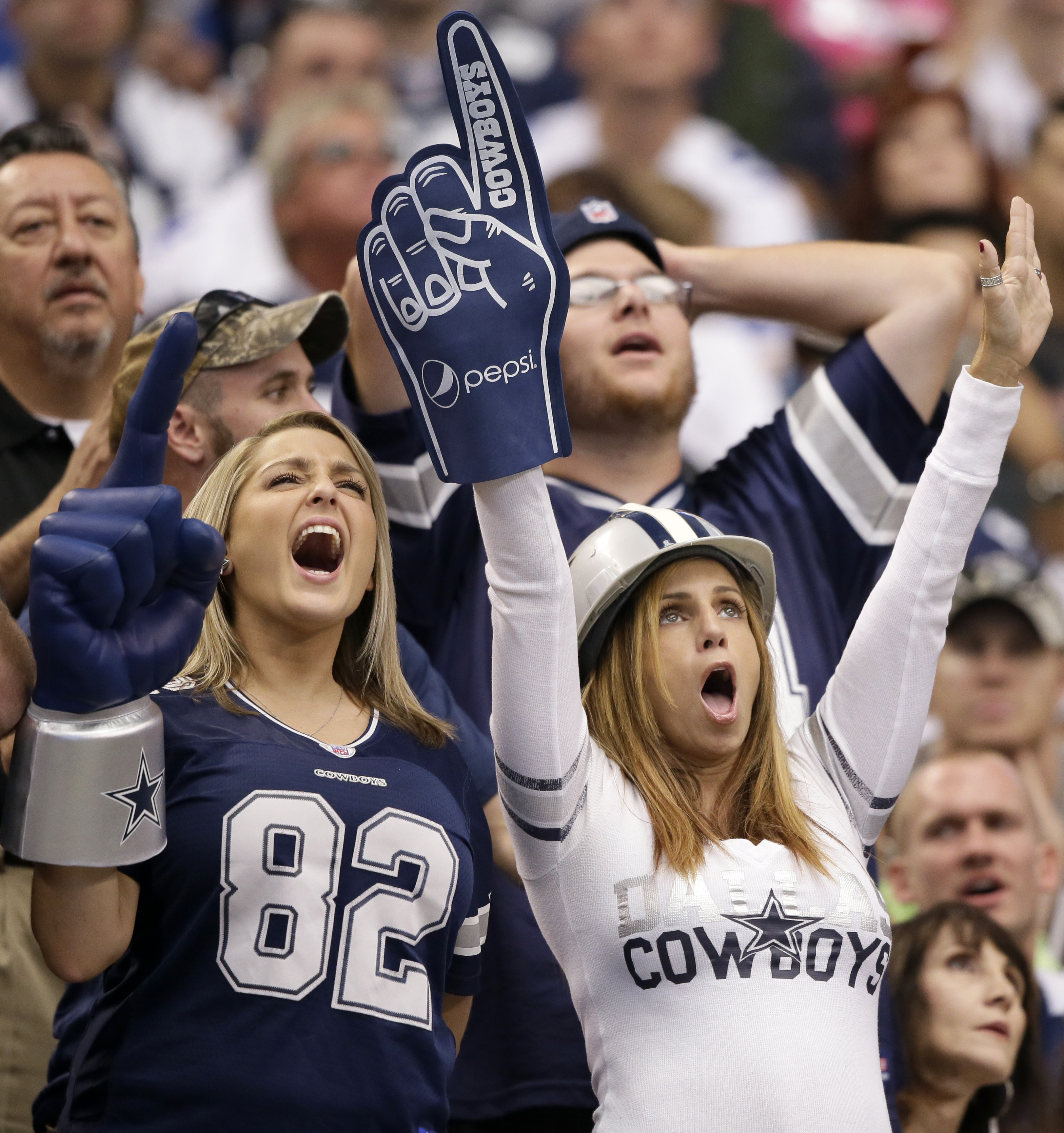 Cowboys Blog - Are You Ready To Get Loud, Cowboys Fans?