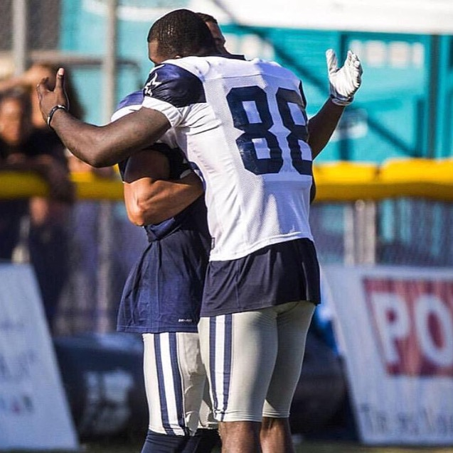 Cowboys Blog - Bryant-Patmon Fight Reaction: Who Needs to Step Up As a Leader in 2015