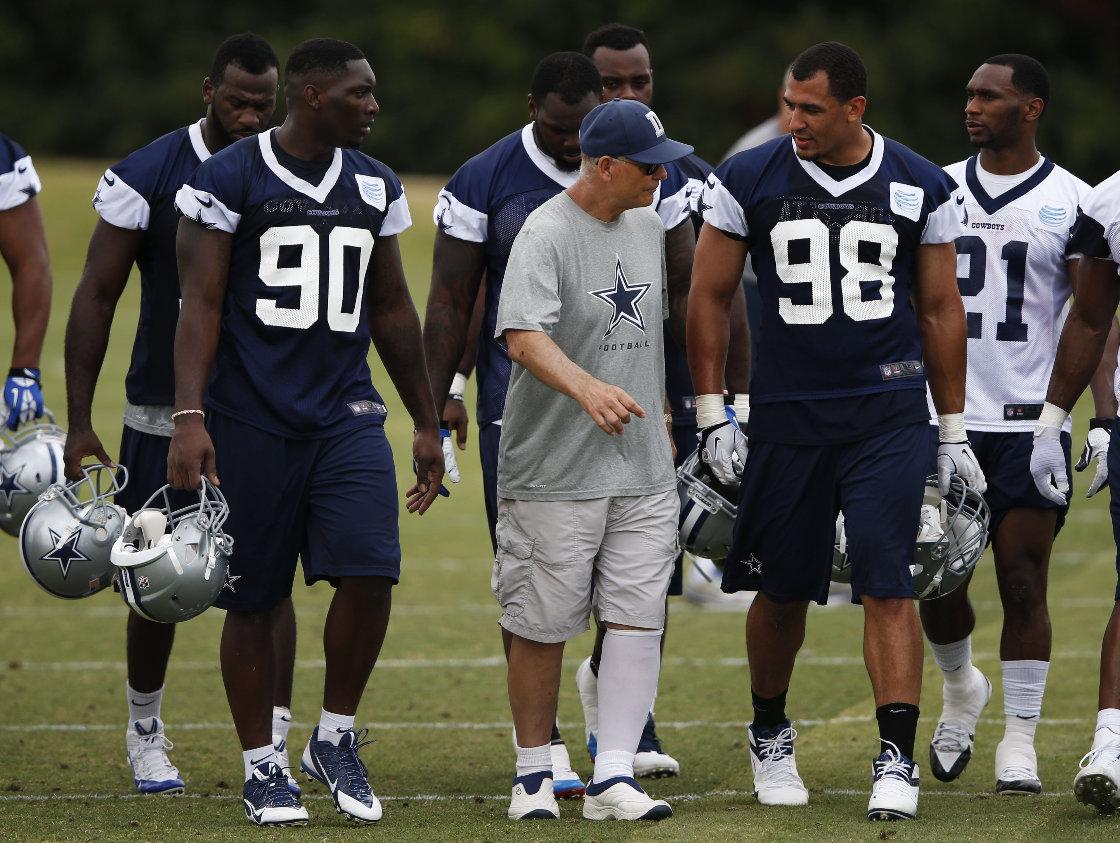 Elliott privately said he'll hold out of training camp without new deal