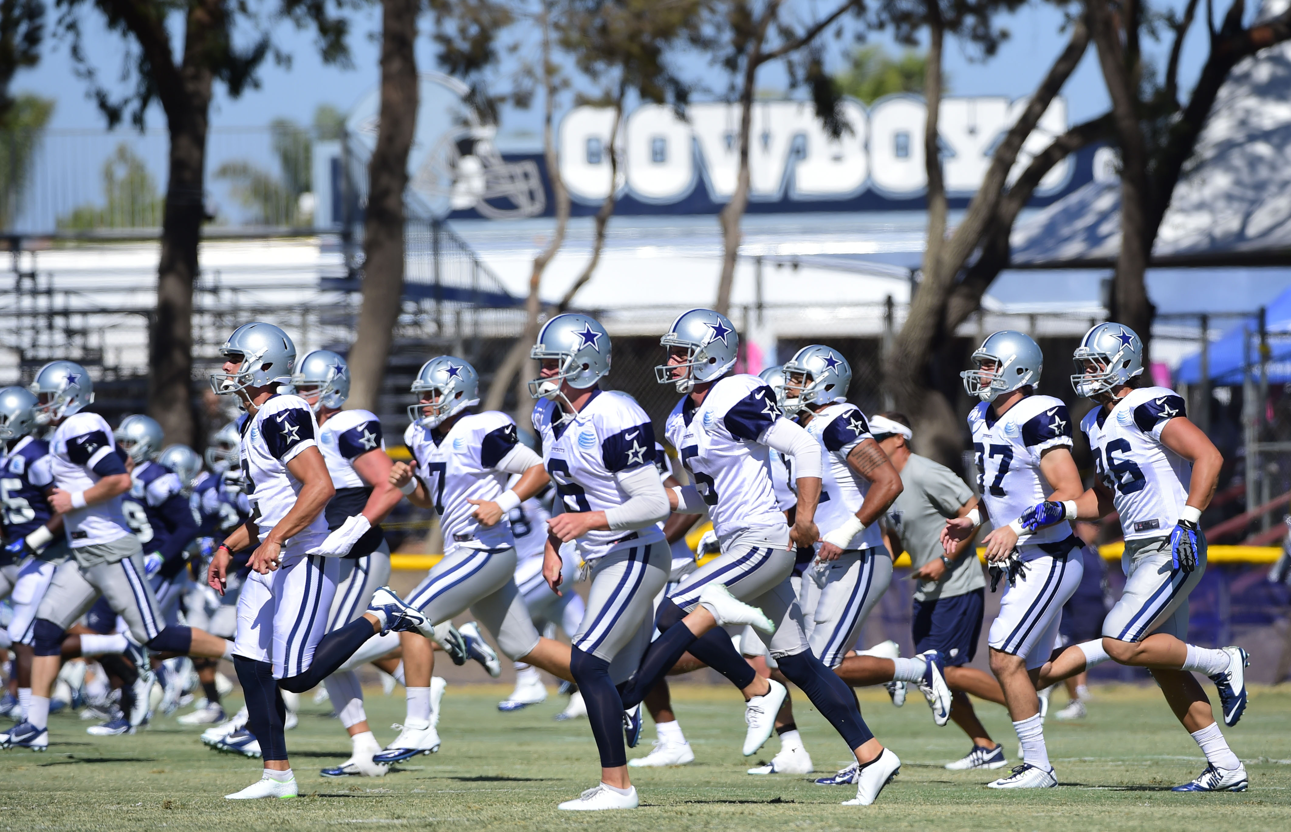 Cowboys Blog - Dallas Cowboys  Training Camp Review 2015 da5f51abd