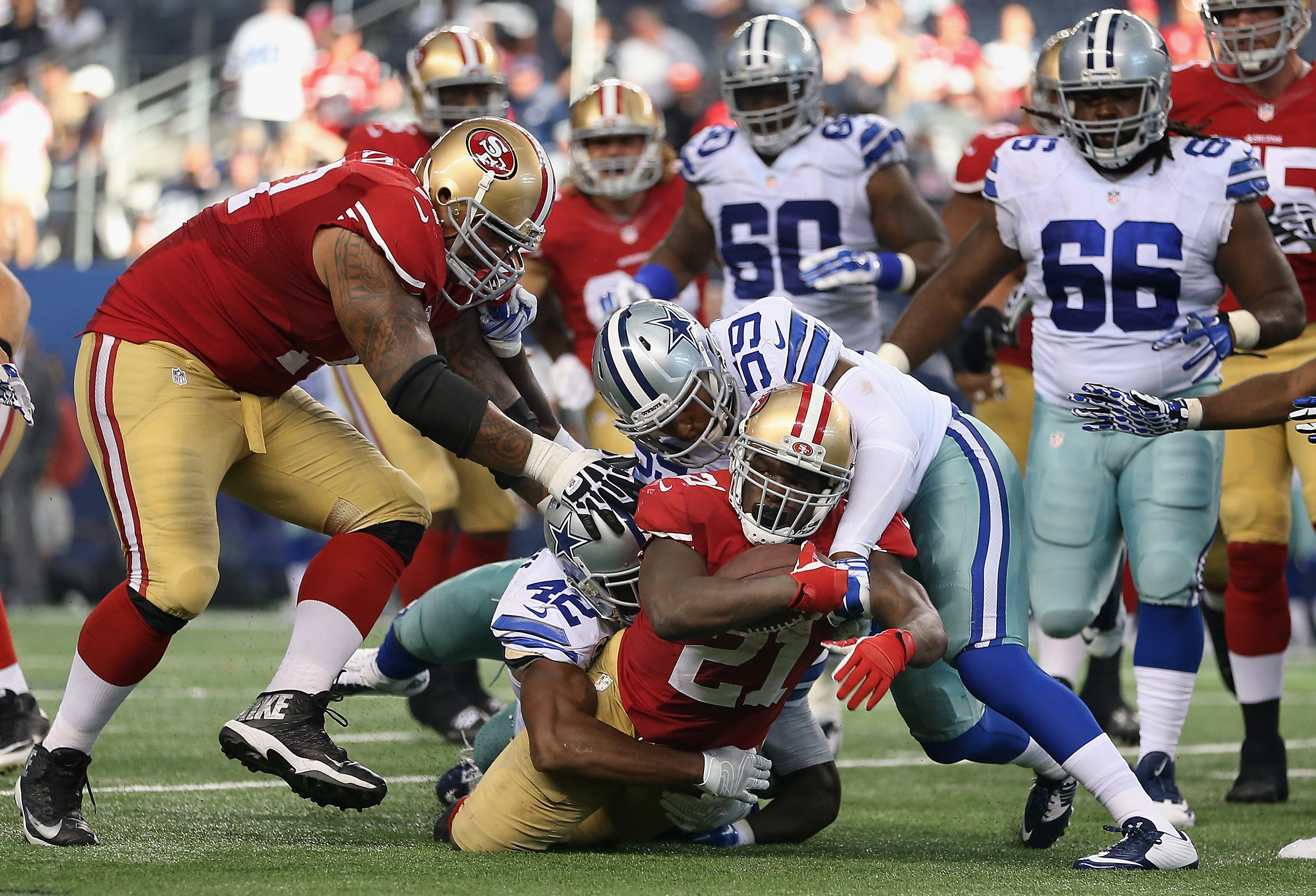 Cowboys Blog - Dallas Cowboys vs San Francisco 49ers: 6 Things To Watch For