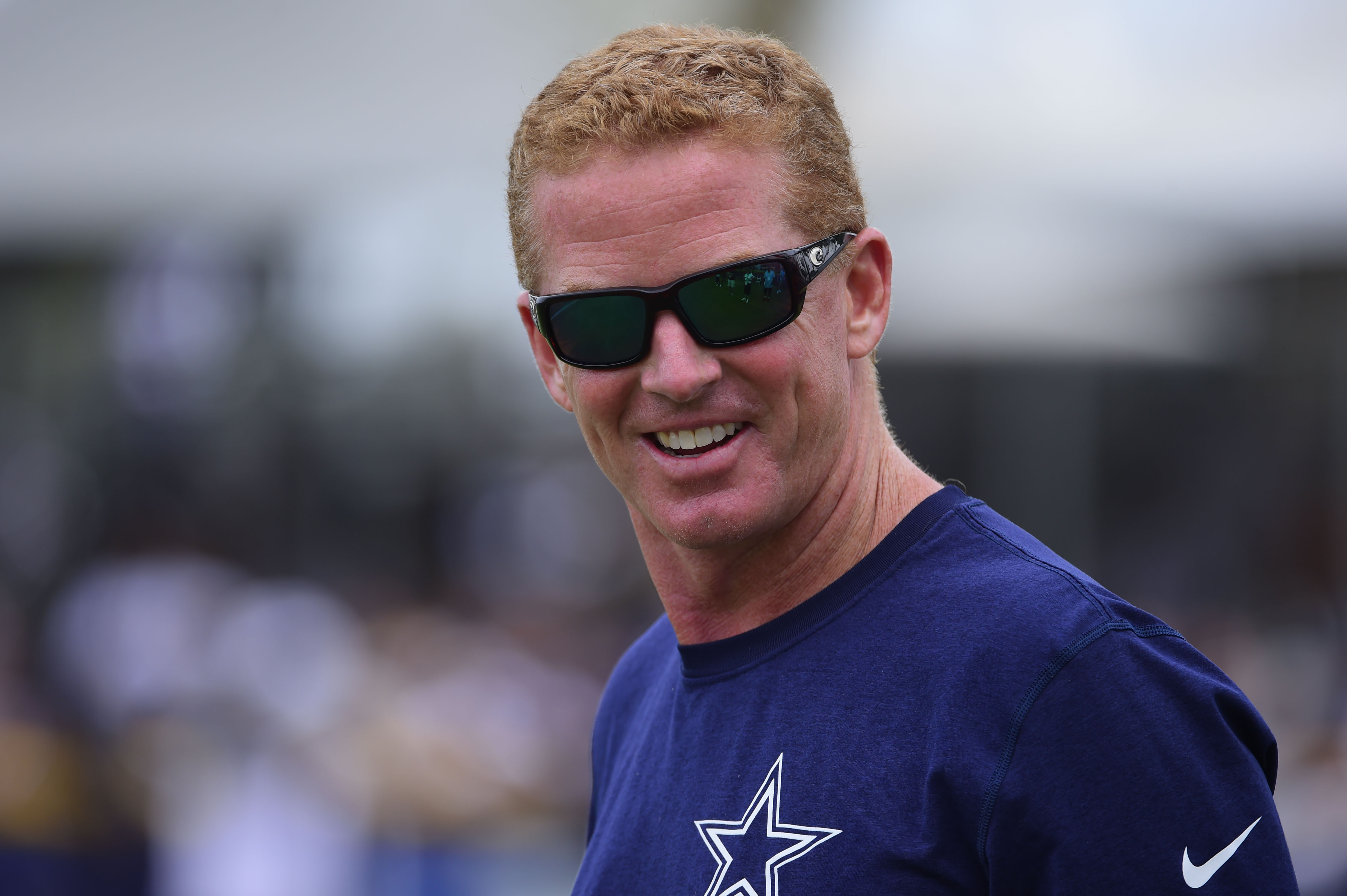 Cowboys Blog - Jason Garrett: Born to Run 3
