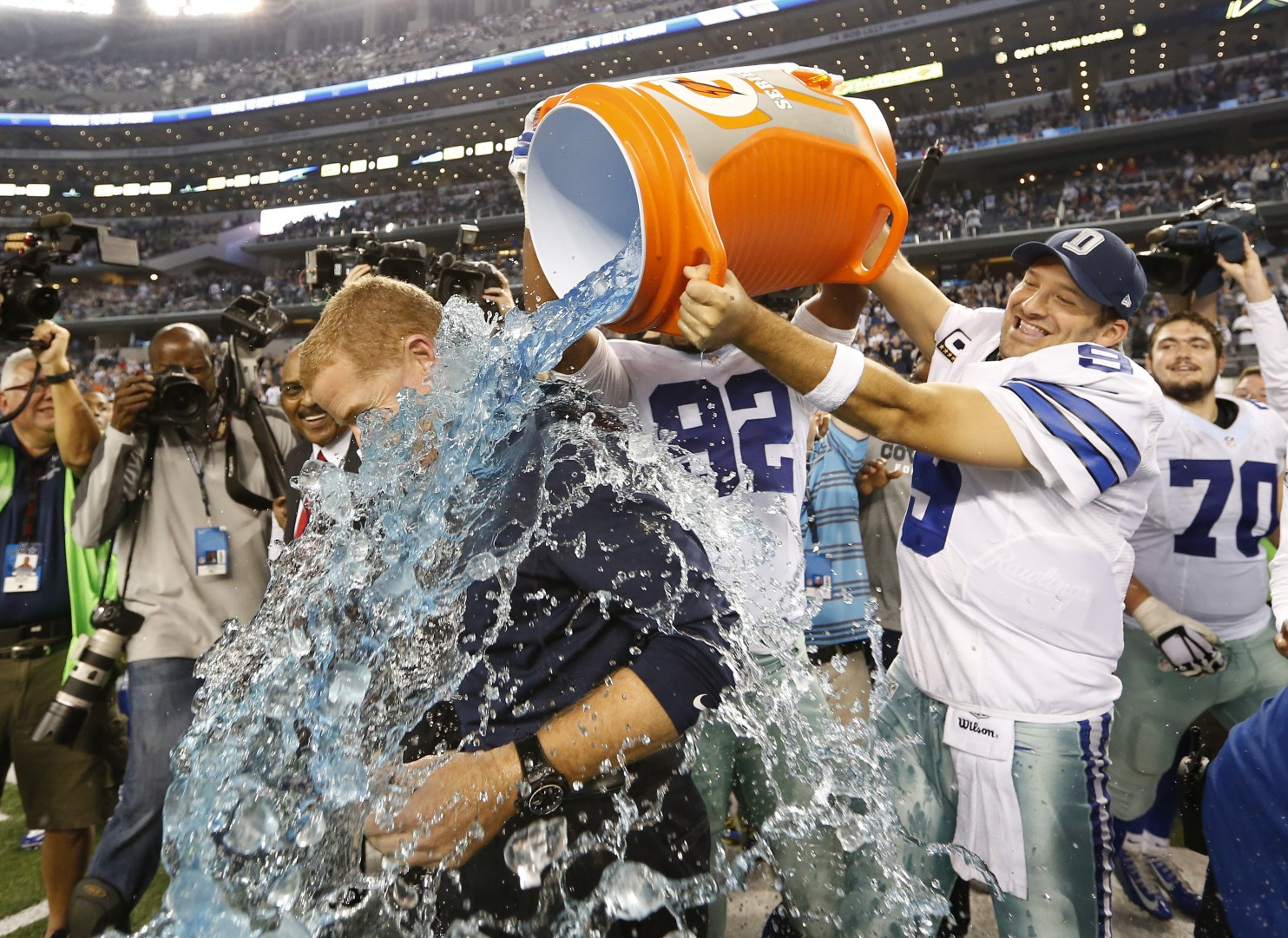 NFC East Blog - The Dallas Cowboys Run The NFC East 10