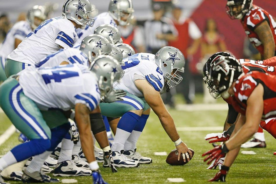 Cowboys Blog - Atlanta Falcons @ Dallas Cowboys Game Information