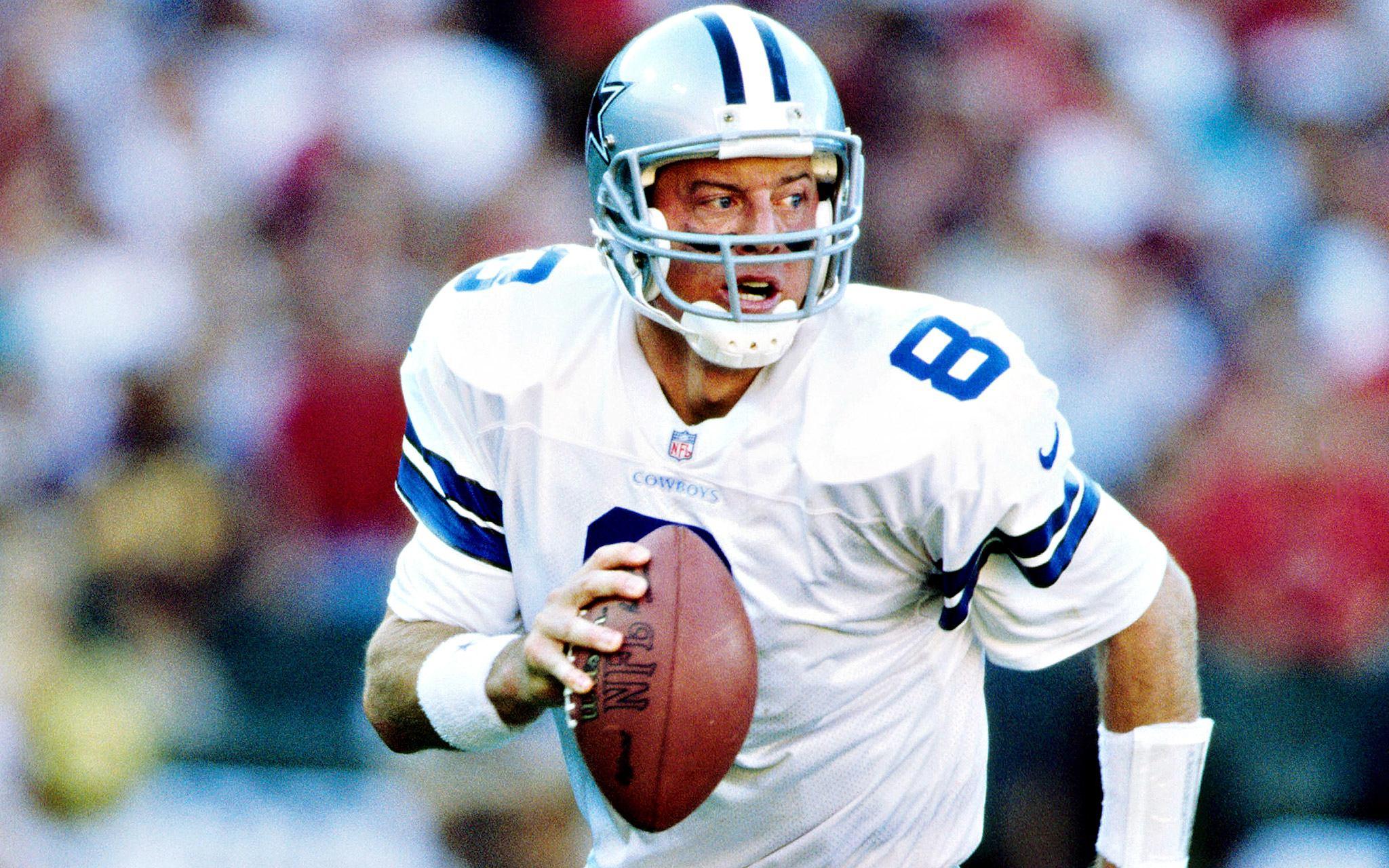 Cowboys CTK: Cowboy Legend Troy Aikman Dominates #8 ✭