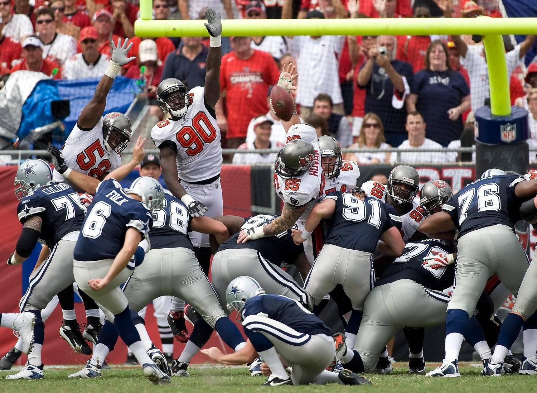 Cowboys Blog - Cowboys CTK: Nick Folk Kicks #6 Through The Uprights 1