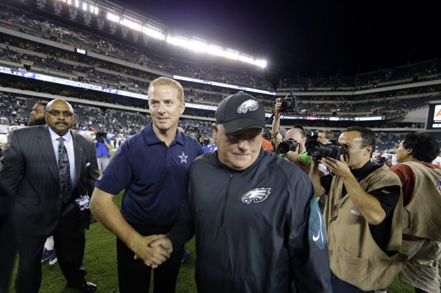 Cowboys Blog - Dallas Cowboys Run NFC East Through Week 2 Of NFL Season