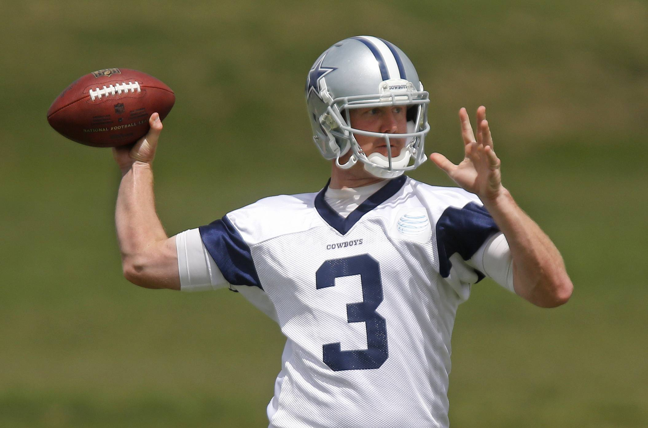 Cowboys Blog - How to Win with Weeden 1