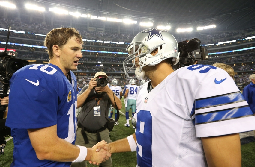 Cowboys Blog - QB Carousel: NFC East Success Found in Stability 2