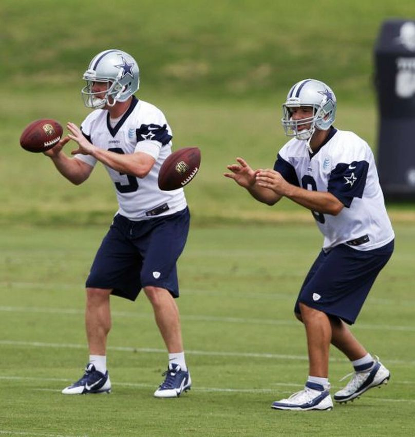 Cowboys Blog - Romo Down: A Look At Available Veteran Backups