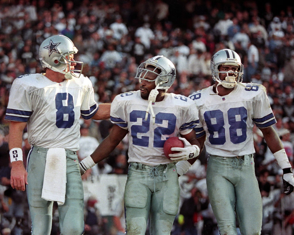 Cowboys Blog - This Week in 1995