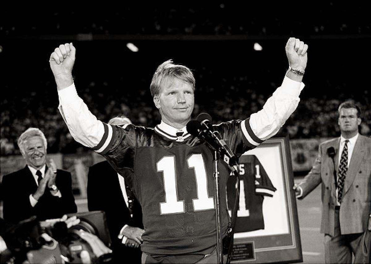 Cowboys Blog - This Week in 1995: Cowboys Trounce Giants in Monday Night Season Opener